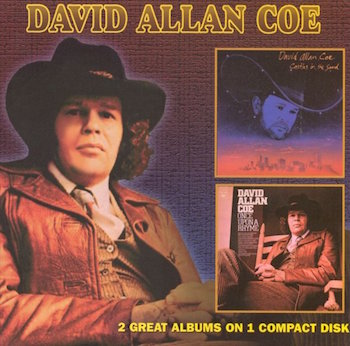 Coe ,David Allen - 2on1 Castles In The Sand - Once Upon A Rhym