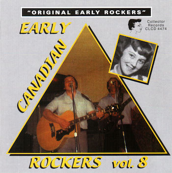 V.A. - Early Canadian Rockers : Vol 8