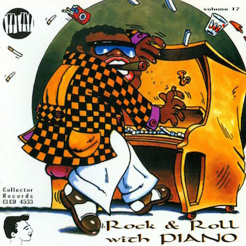 V.A. - Rock'n'Roll With Piano Vol 17