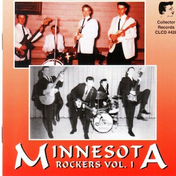 V.A.- Minnesota Rockers : Vol 1
