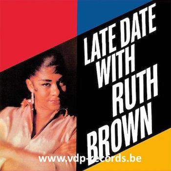 Brown ,Ruth - Late Date With Ruth Brown