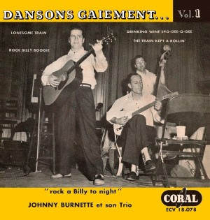 Burnette ,Johnny - Danson Gaiement Vol1 ( Repro Ep )
