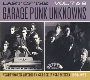 V.A. - Last Of The Garage Punk Unknows : Vol 7 & 8