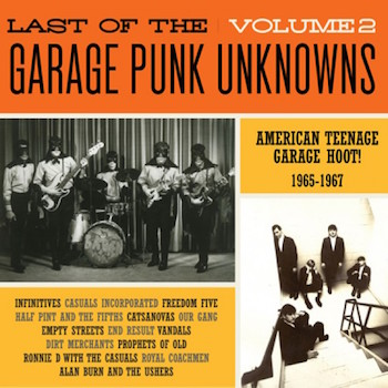 V.A. - Last Of The Garage Punk Unknows : Vol 2