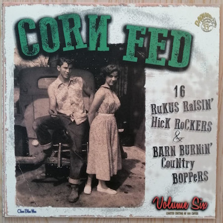 V.A. - Cornfed Vol 6 ( Ltd Color Vinyl )
