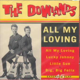 Downlands ,The - All My Loving