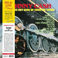 Cash ,Johnny - The Rough Cut King Of Country Music (180grVinyl)