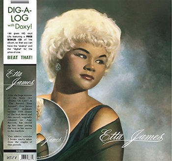 James ,Etta - Etta James ( 180gr vinyl + bonus cd )