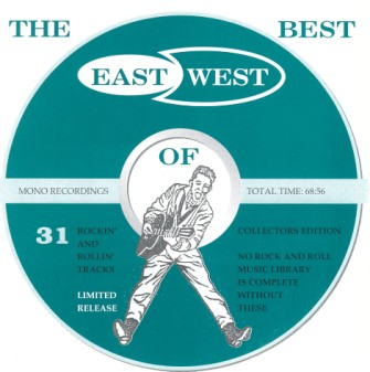 V.A. - East West Records :The Best Of
