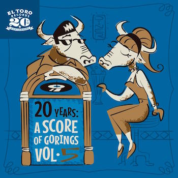 V.A. - 20 Years : A Score Of Gorings Vol 5 ( ltd color )