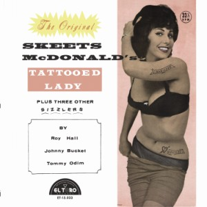 V.A. - Skeets McDonald Tattooed Lady ( Ep )