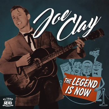 Clay ,Joe - The Legend Is Now ( 33rpm Ep )
