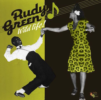 Green ,Rudy - Wild Life ( Ltd lp)