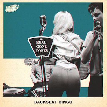 Real Gone Tones ,The - Backseat Bingo ( cd)