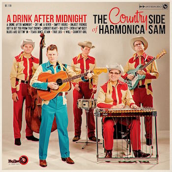 Harmonica Sam - A Drink After Midnight ( cd)