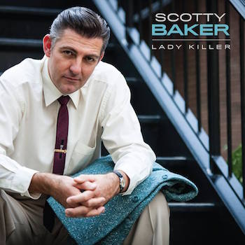 Baker ,Scotty - Lady Killer ( Cd )