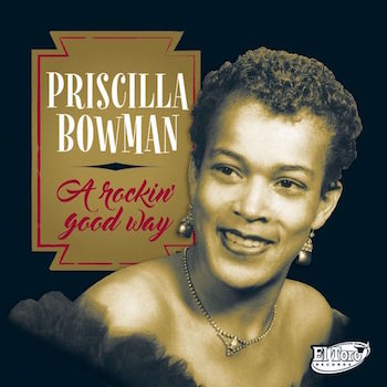 Bowman ,Priscilla - A Rockin' Good Way