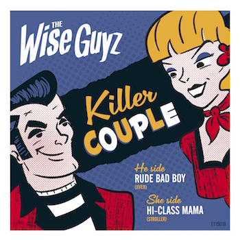 Wise Guys - Killer Couple ( ltd 45's )