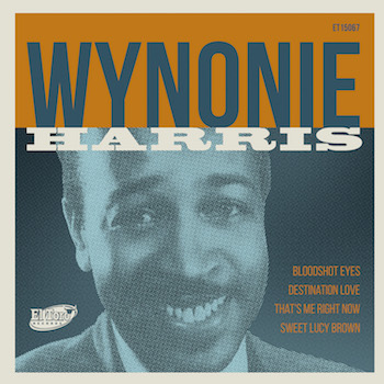 Harris ,Wynonie - Bloodshot Eyes + 3 ( ltd 45's Ep )