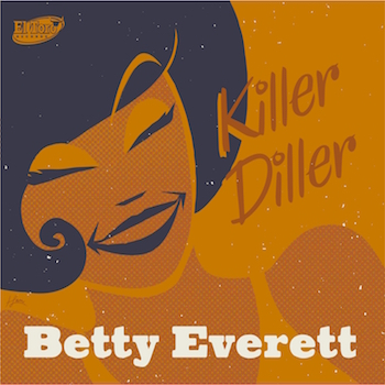 Everett ,Betty - Killer Diller ( Ltd 33 rpm Ep )