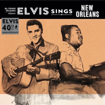 Presley ,Elvis - Sings New Orleans : Ep ( ltd color )
