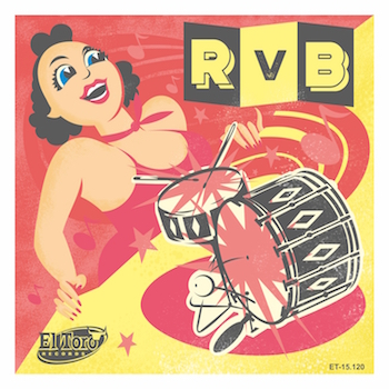 R.V.B - You Don't Care ( About Me ) + 1 ( ltd 45's )