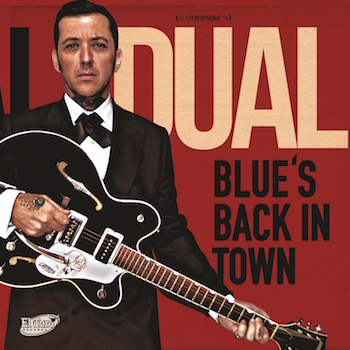Dual ,Al - Blues back In Town (Ltd Ep )