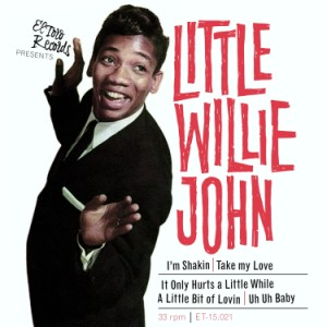 Little Willie John - I'm Shakin + 4 ( 33 rpm Ep)