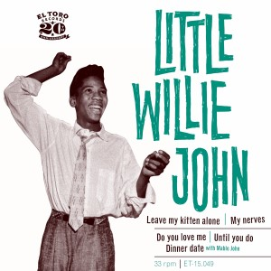 Little Willie John - Vol 2 ( ltd Ep )