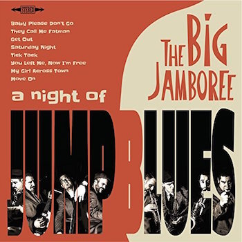 Big Jamboree ,The - A Night Of Jump Blues