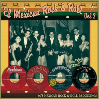 V.A. - El Mexican Rock'n'Roll Vol 2