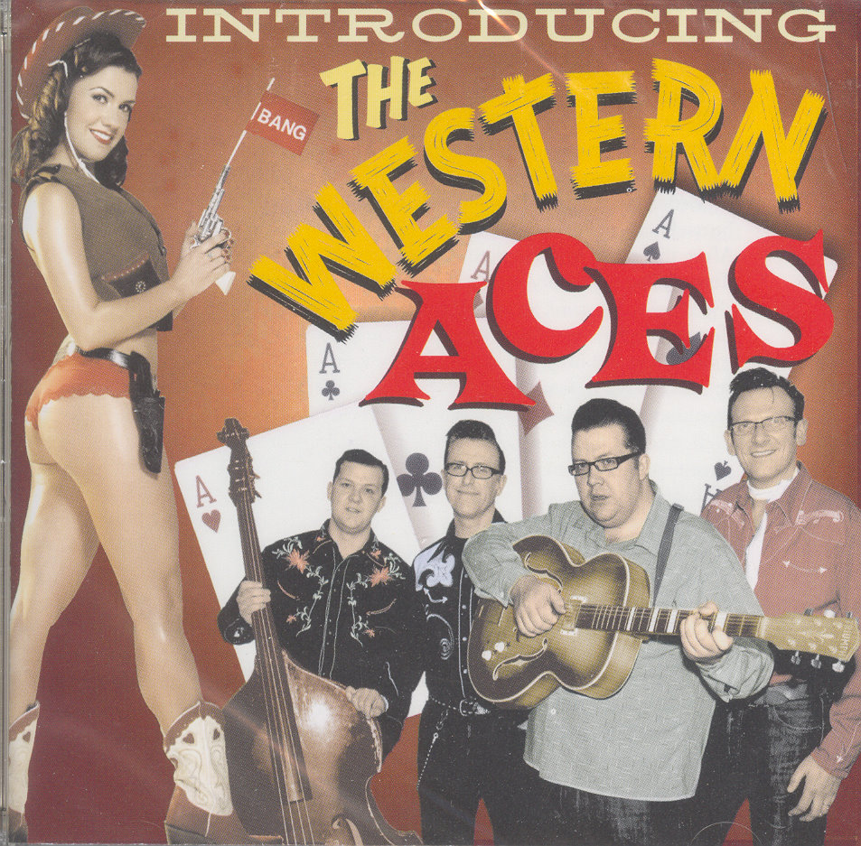 Western Aces ,The - Introducing