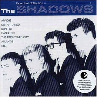 Shadows ,The - The Essentia Collectionl 2 cd's