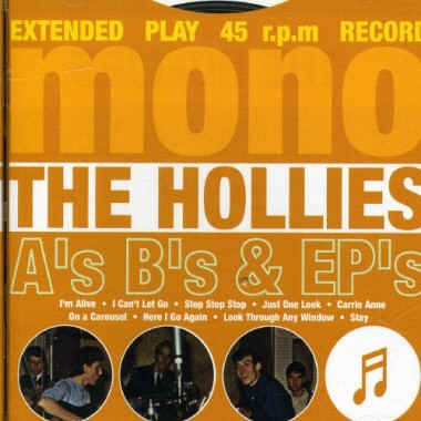 Hollies ,The- A's B's & Ep's