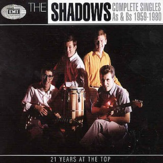 Shadows ,The - The Complete Singles A's And B's 1959-1980 4 cd's