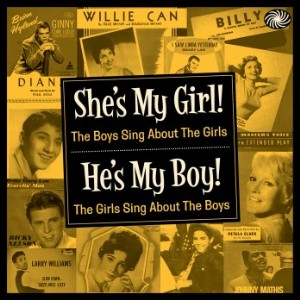 V.A. - She's My Girl ! He's My Boy !