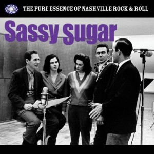 V.A. - Sassy Sugar : The Pure Essence Of Nashville R. ( 2 lp's )