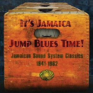 V.A. - It's Jamaica Jump Blues Time ( lp )
