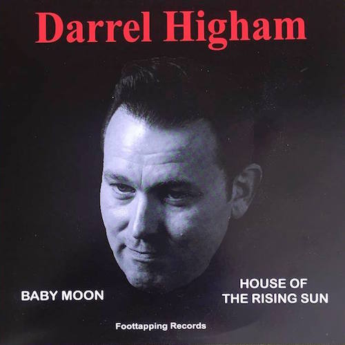 Higham Darrel - Baby Moon + 1 ( Ltd 45's Rec )