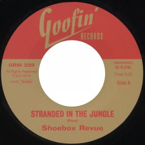 Shoebox Revue - Stranged In The Jungle + 1