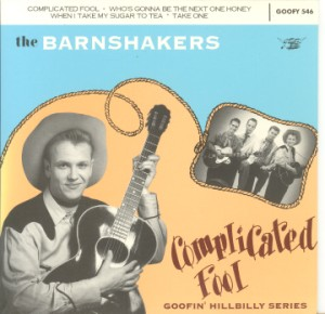 Barnshakers ,The - Complicated Fool (Ep)