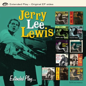 Lewis ,Jerry Lee - Extended Play ..