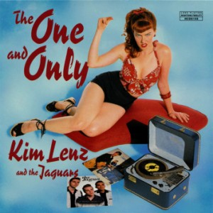 Lenz ,Kim & The Jaguars - The One And Only ( re-stock)