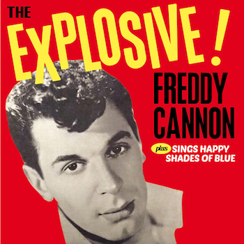 Cannon ,Freddy - 2on1 The Explosive / Sings Happy S...