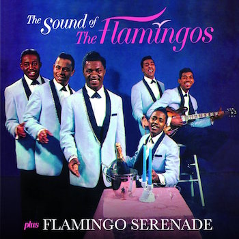 Flamingos ,The - 2on1 The Sound Of The Flamingos / Flamingo Sere