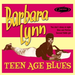 Lynn ,Barbara - Teen Age Blues + 3