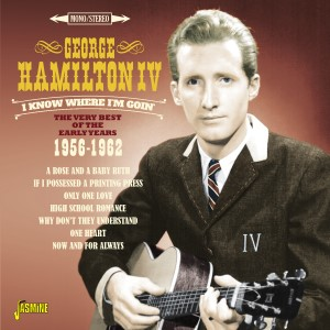 Hamilton ,George IV - I Know Where I'm Goin' : The Very Best..