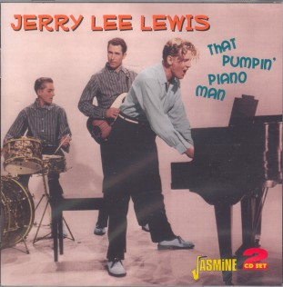 Lewis ,Jerry Lee - That Pumpin' Piano 2cd's