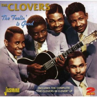 Clovers ,The Feelin' Good 2 cd's