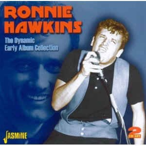 Hawkins ,Ronnie - The Dynamic Early Album Collection